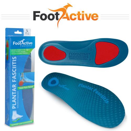 FootActive PLANTAR FASCIITIS insoles