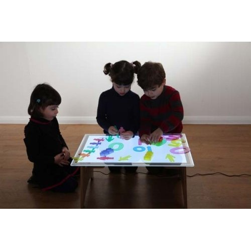 Childrens A2 Folding Light Table (72271) - Nursery/Early Years