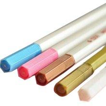 Set Of 3 Lovely Highlighter Color Marking Crayons Dauber Random Color