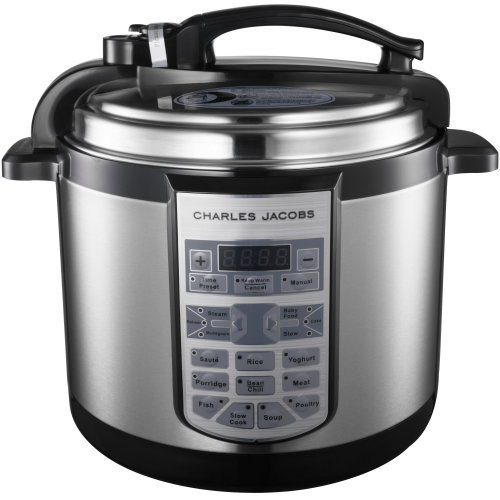 5L Multi Function 7in1 Electric Pressure Cooker Stainless Steel Rice Pot 900W