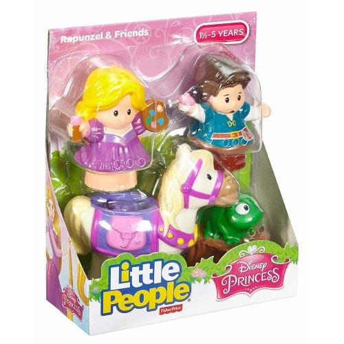 Disney Princess, Rapunzel & Friends (FisherPrice) Little People