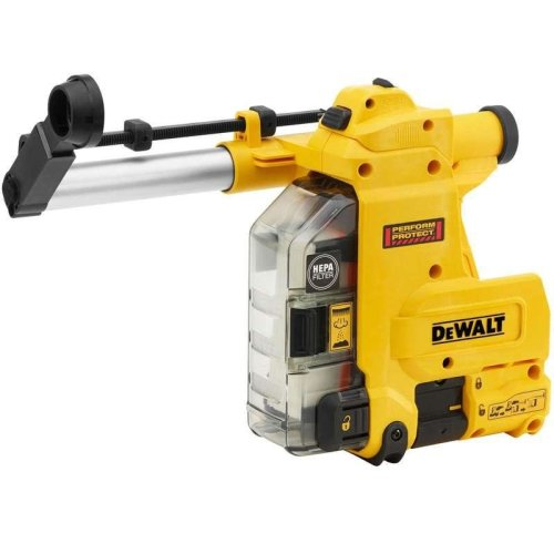 DeWALT D25304DH-XJ Integrated SDS Hammer Drill Dust Extractor