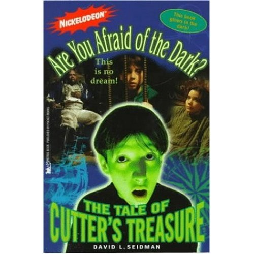 Tale of Cutter's Treasure (Are You Afraid of the Dark?)