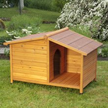 Special Dog Kennel with Patio Small