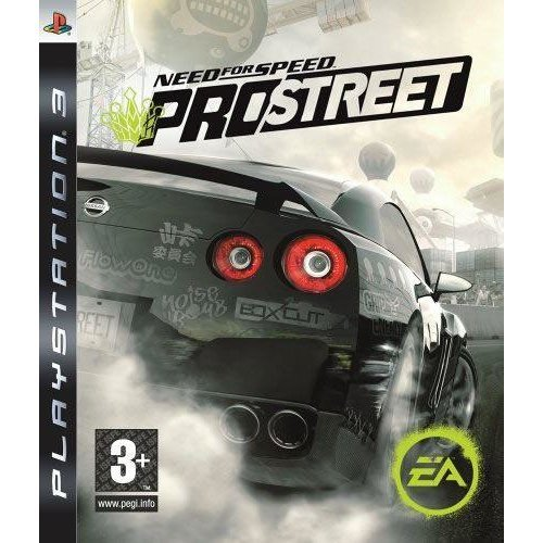 Need for Speed Pro Street PS3 Game