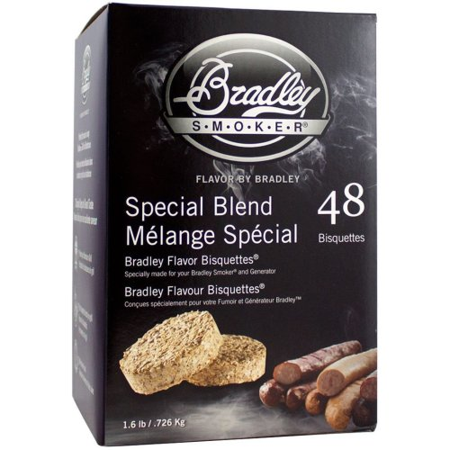 Bradley Smoker Special Blend Bisquettes - 48 Pack