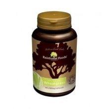 Rainforest Foods - Organic NZ Wheatgrass 140 capsule