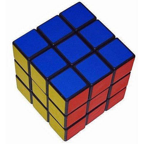 John Adams Rubik's Cube
