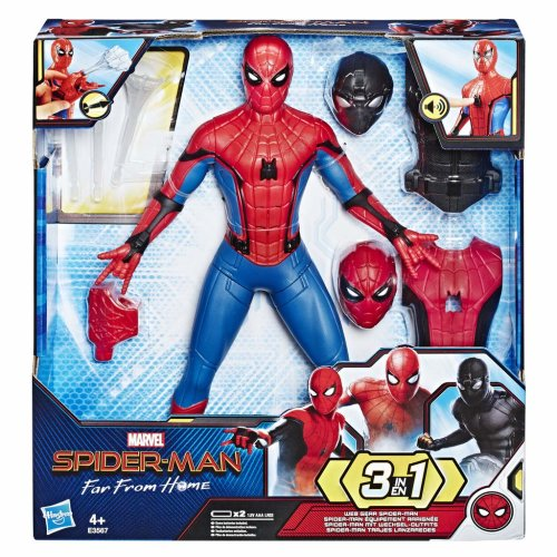 Spider-Man The Movie Deluxe Feature Figure