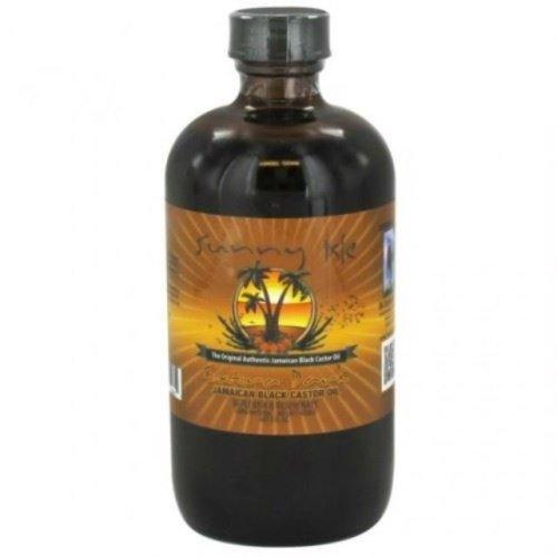 Sunny Isle Jamaican Extra Dark Black Castor Oil Regular 4oz. (118ml)