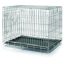 Trixie 3924 Transport Cage 93 69 62cm - Dog Various Sizes New -  trixie dog transport cage various sizes new
