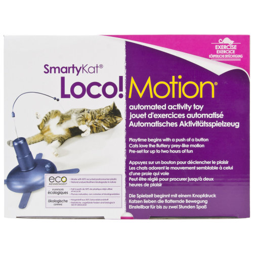 SmartyKat Loco!Motion Cat Electronic Toy-