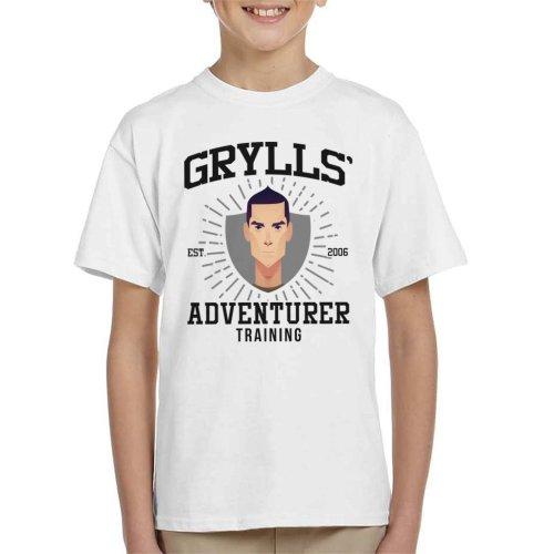 Bear Grylls Adventure Training Kid's T-Shirt