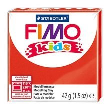 Staedtler - Fimo Kids 42g, Red
