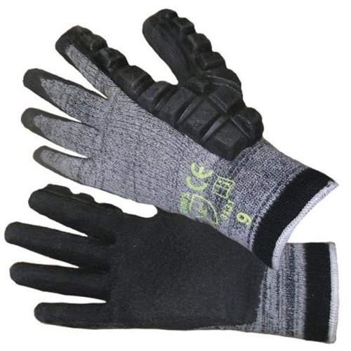 IMPACTO DP470041 Hammer Glove - Large, Left Hand