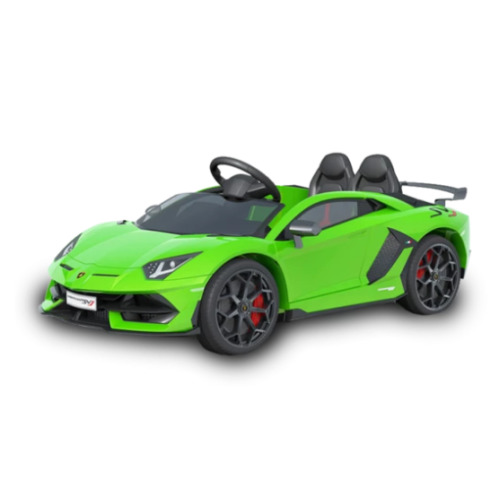 12V LICENSED CHILDREN RIDE ON 2 SEATER LAMBORGHINI REMOTE & BLUETOOTH