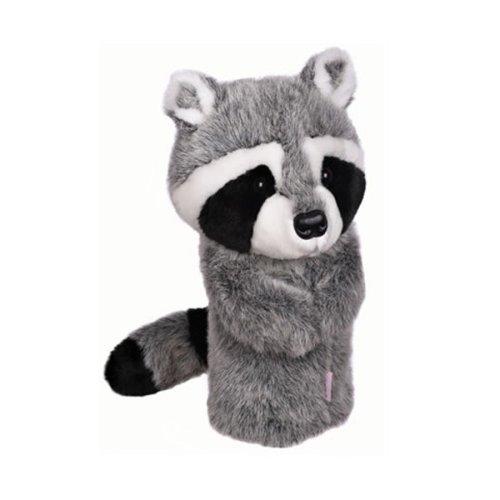 Daphnes Raccoon Golf Driver Headcover