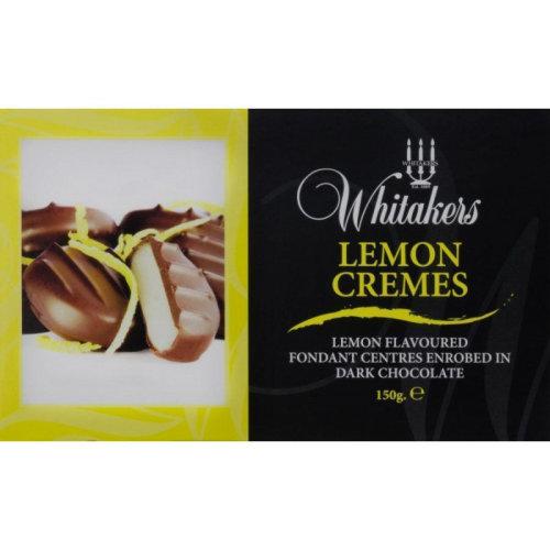 Whitakers Lemon Cremes 150g