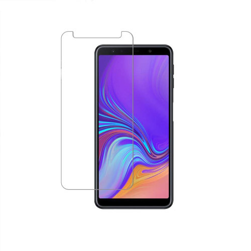 iPro Accessories Galaxy A7 2018 Tempered Glass, Galaxy A7 2018 Screen Protector, [Compatible With Galaxy A7 2018 Case] [Scratch Proof] [Shatter Proof] [9H Hardness]
