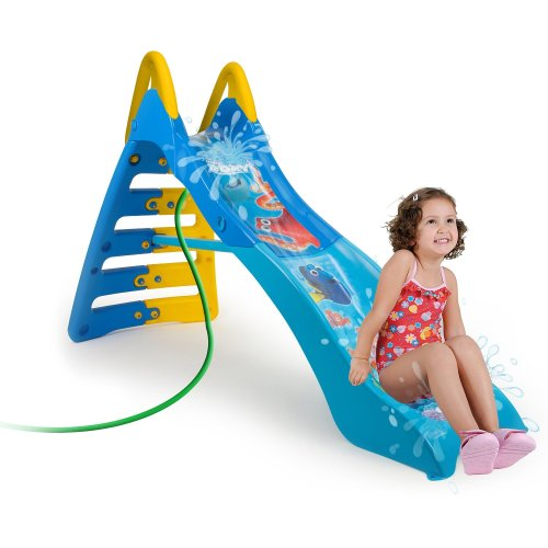 Finding Dory Water Slide - Blue Kids Water Slide - Injusa