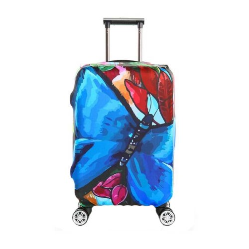 Dustproof Protector Suitcase Elastic Cover Suits for 25-28 Inch Luggage