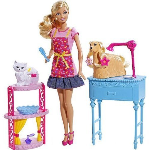Barbie I can be a pet stylist