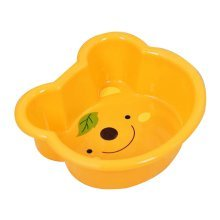 2PCS Children Cartoon Washbasin Thickened Newborn Small Basin