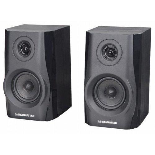 Manhattan 2 2 Watt x 2 RMS Output Power 2900BT HI FI Speaker System Bluetooth 161688