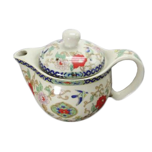 Vintage Teapots Stoneware Tea pot For Home Decor And Tea,flower/birds