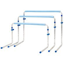 Self Return Aluminium Hurdle (Set Of 3)