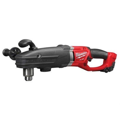 Milwaukee 4933451289 M18 FRAD-0 FUEL SUPER HAWG Right Angle Drill 18 Volt Bare Unit
