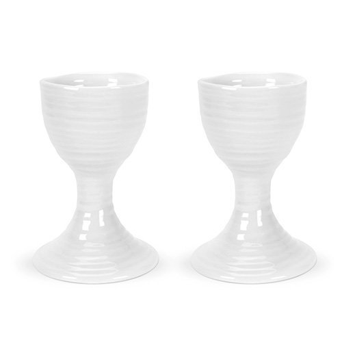 Sophie Conran for Portmeirion – White Egg Cups Set of 2