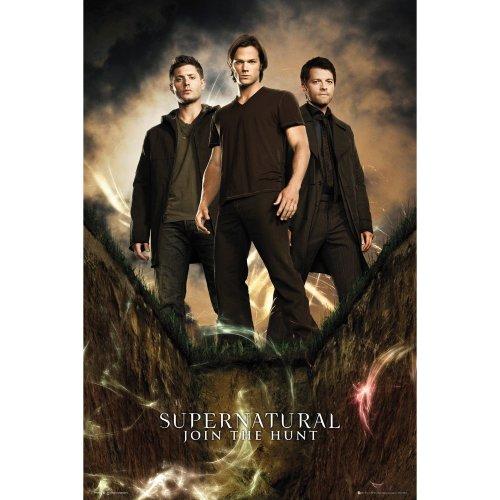 Supernatural Group Maxi Poster