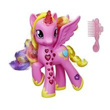 My Little Pony Cutie Mark Magic Glowing Hearts Princess Cadance Figure New