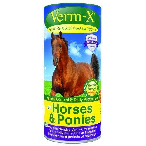 Verm-x Powder For Horses 320g