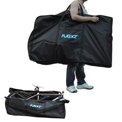 Winsale Bike Folding Travel Bag 26 Inch 1680D Padded Folding Carrier Waterproof Cycling Lounge Mountain Bicycle Luggage Bag I 130cm*82cm