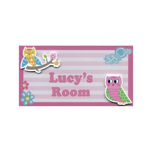 Lucy My Room Sign