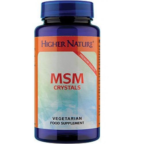 Higher Nature Msm Powder 200g