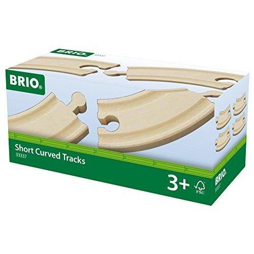 BRIO Track - Short Curved