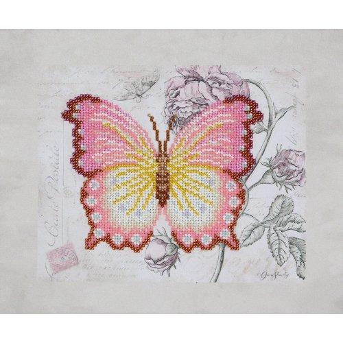 VDV Bead Embroidery Kit - Butterfly