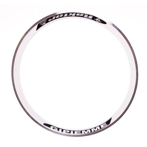 Gipiemme 700c RIM ONLY 36 Hole - 622 x 16.5mm (Deep Section) Bike Racing wheel