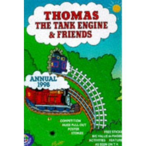 Thomas the Tank Engine and Friends - Annual 1998