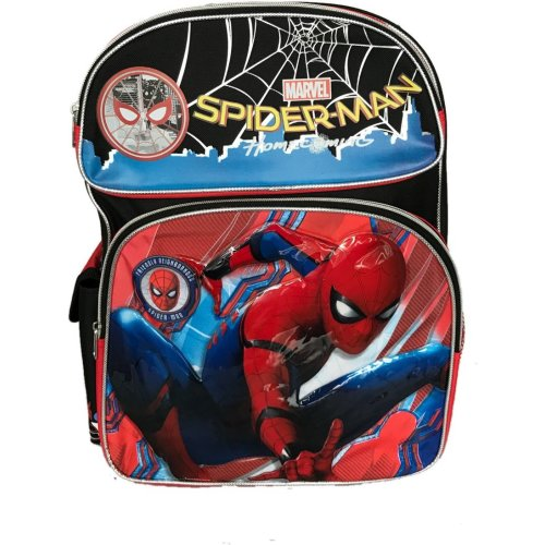 "Backpack - Spider-Man - Home Coming Movie 16"" 694814"