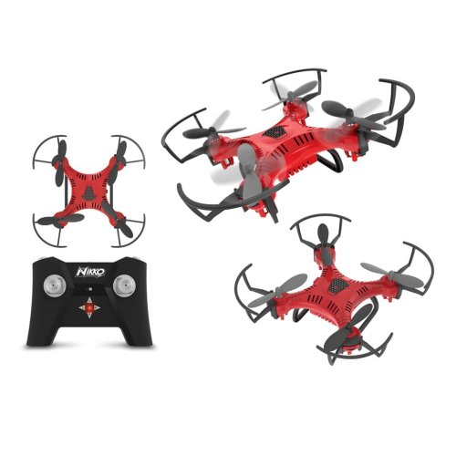 Nikko Drone Remote Controlled Quadcopter Kids RC Gift Air Mini Sky Explor 22622