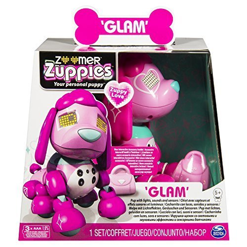 Zoomer Zuppy Love Glam Puppy Toy