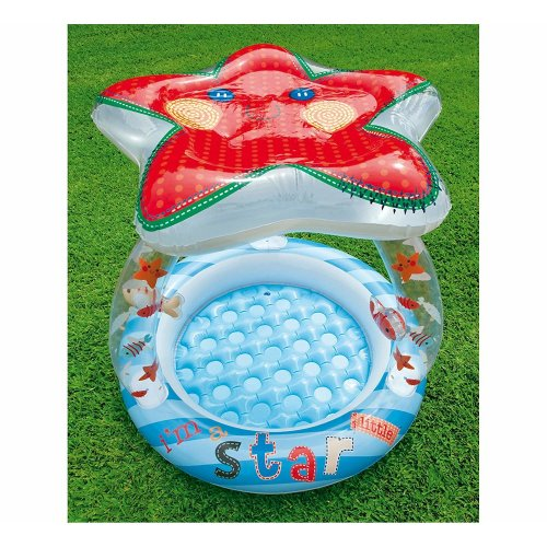 Intex Lil' Star Shade Baby Pool