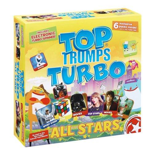 All Stars Top Trumps Turbo