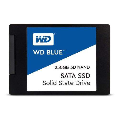 Western Digital Blue 3D 250GB 2.5  Serial ATA III