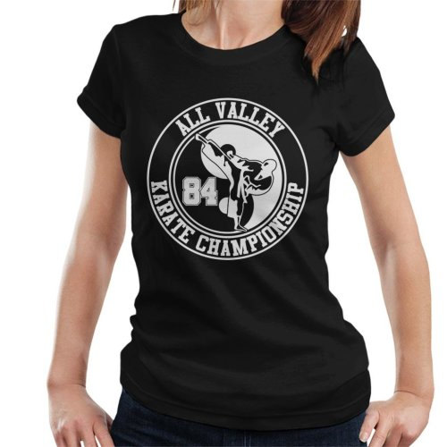 All Valley Championship 84 Karate Kid Women's T-Shirt
