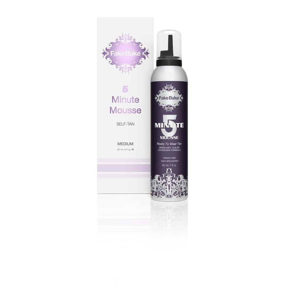 Fake Bake 5 Minute Mousse Ready To Wear Tan 207 Ml On Onbuy